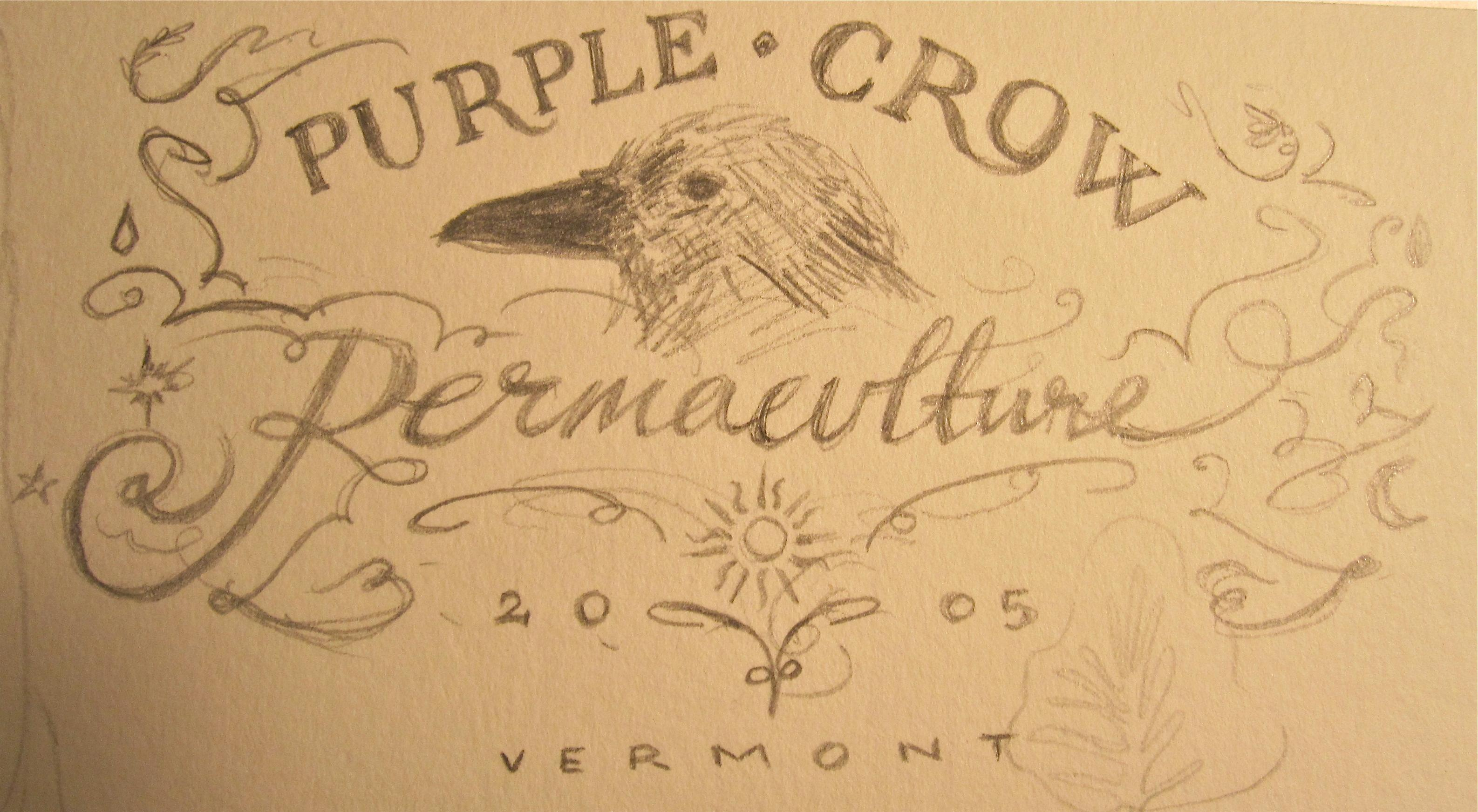 Purple Crow Permaculture - image 2 - student project