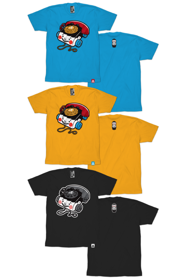Johnny Cupcakes Vintage Toy Design - image 17 - student project