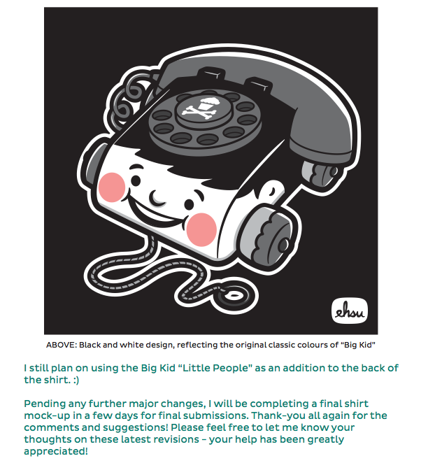 Johnny Cupcakes Vintage Toy Design - image 15 - student project