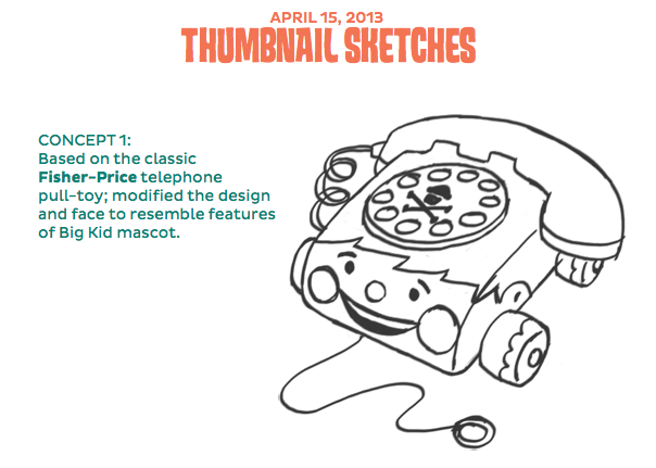 Johnny Cupcakes Vintage Toy Design - image 8 - student project