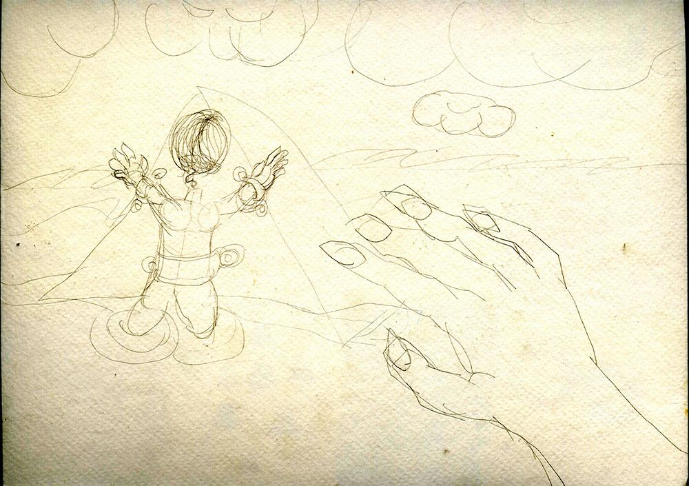 Connor and Niamh and Storyboard Sequence (Teddy Bear War) - image 12 - student project
