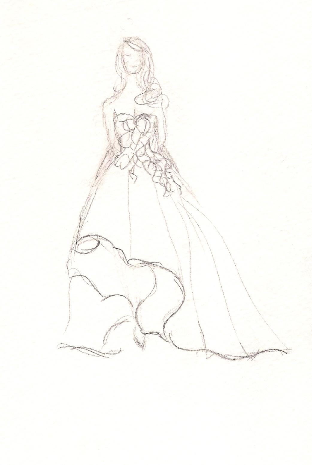 SKETCHES Elegance - image 4 - student project