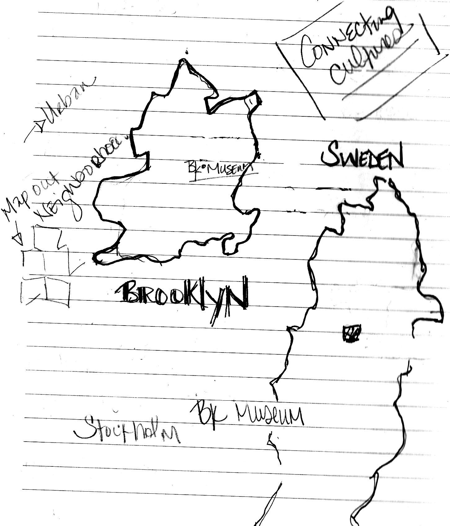 From BK to Sweden with Love Part 1 : A Curated Art & Design Map of Brooklyn - image 1 - student project