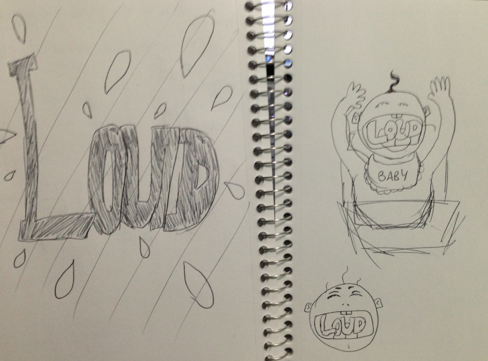 Loud Baby - image 2 - student project