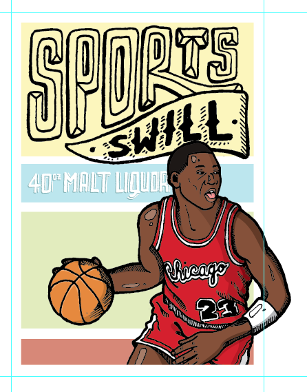 Sports Swill - image 7 - student project