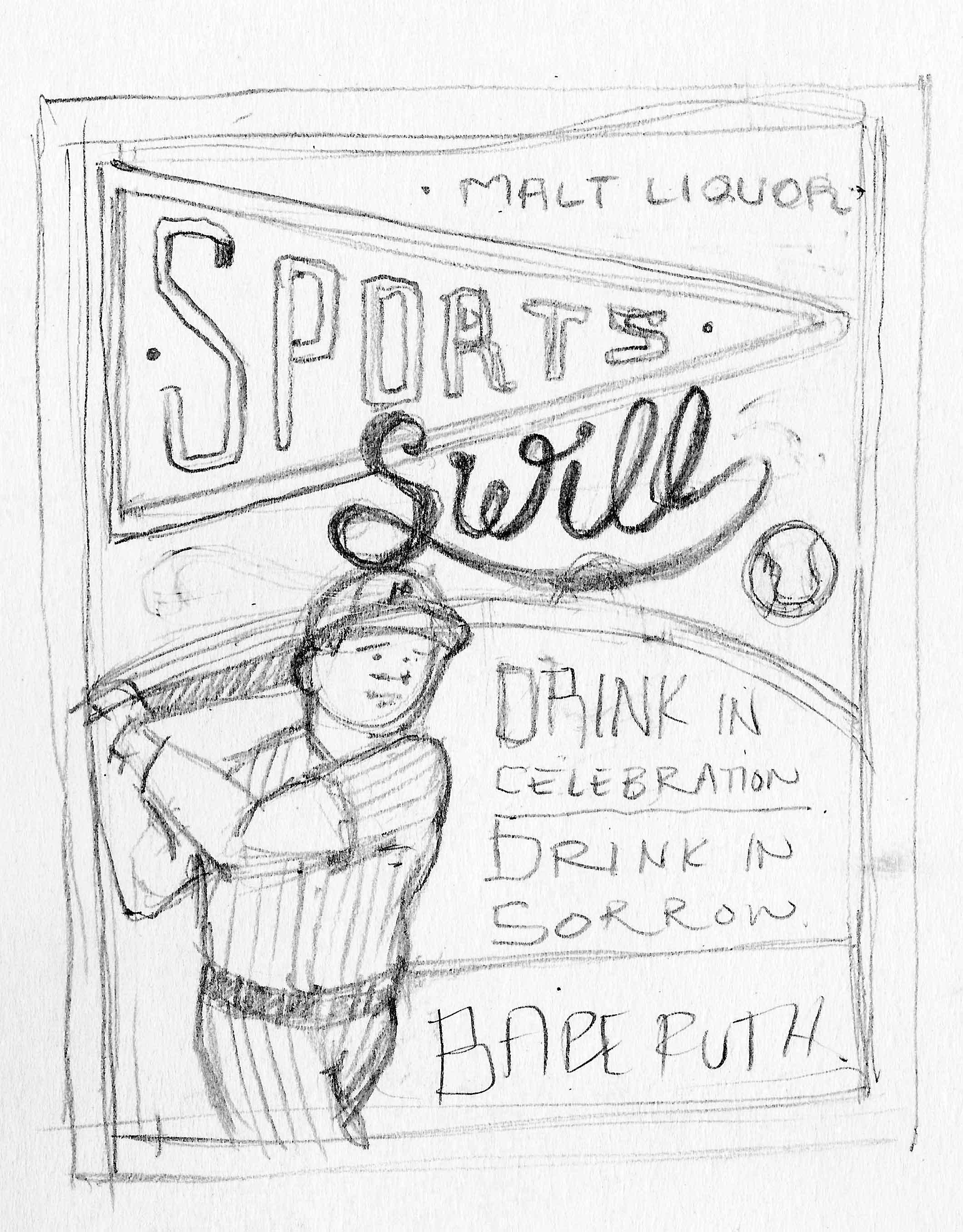 Sports Swill - image 11 - student project