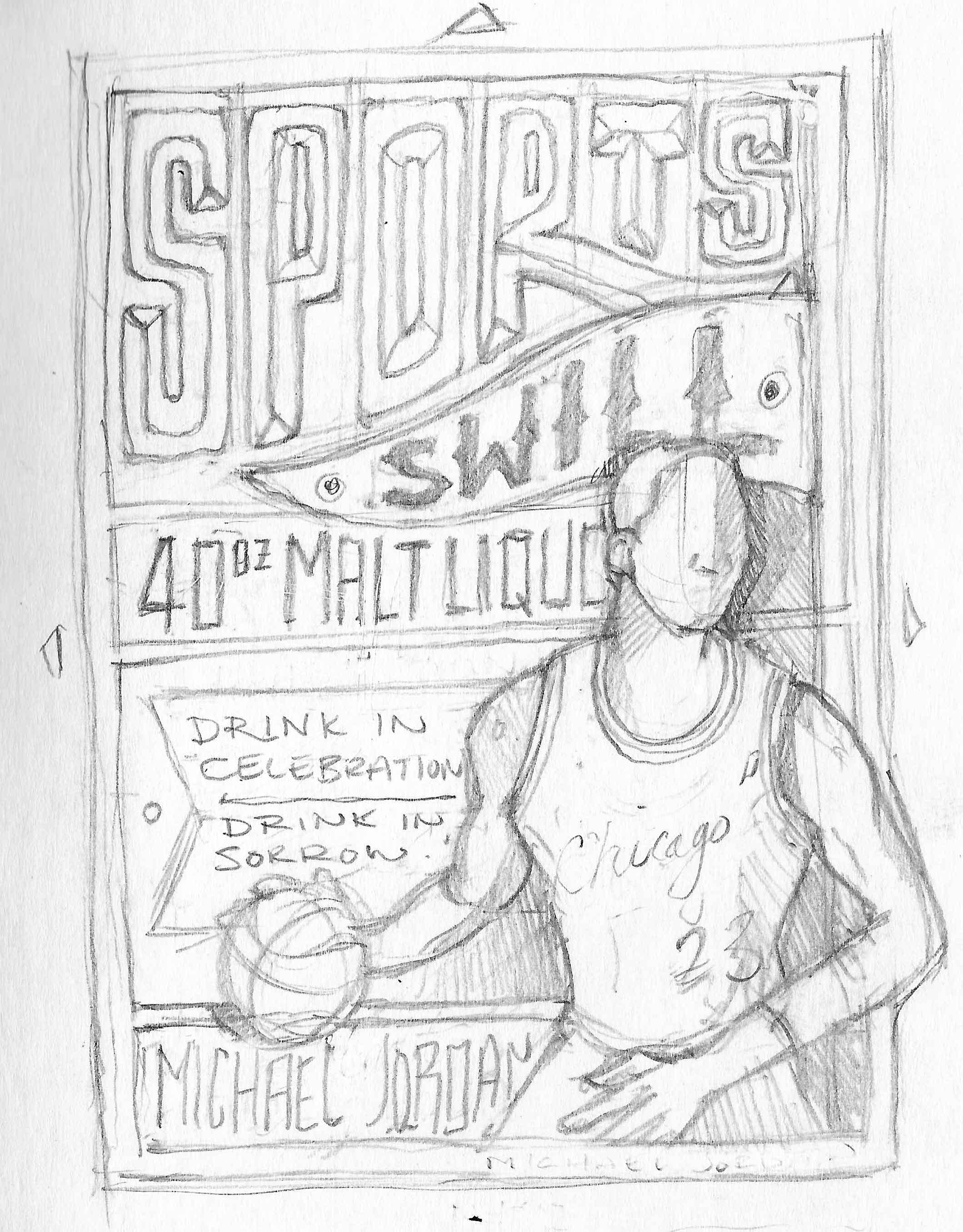 Sports Swill - image 9 - student project
