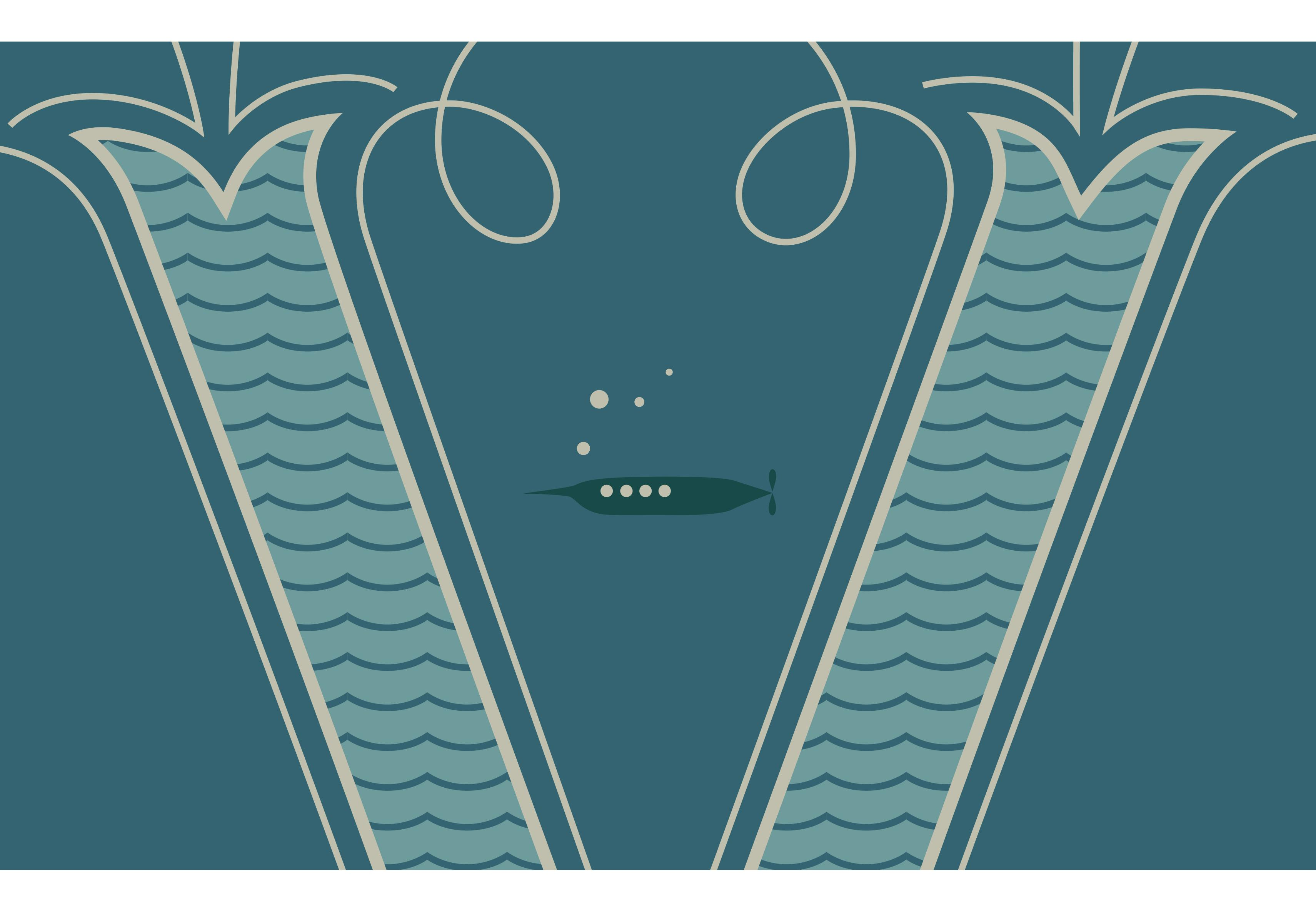 20,000 Leagues Under the Sea by Jules Verne - image 13 - student project