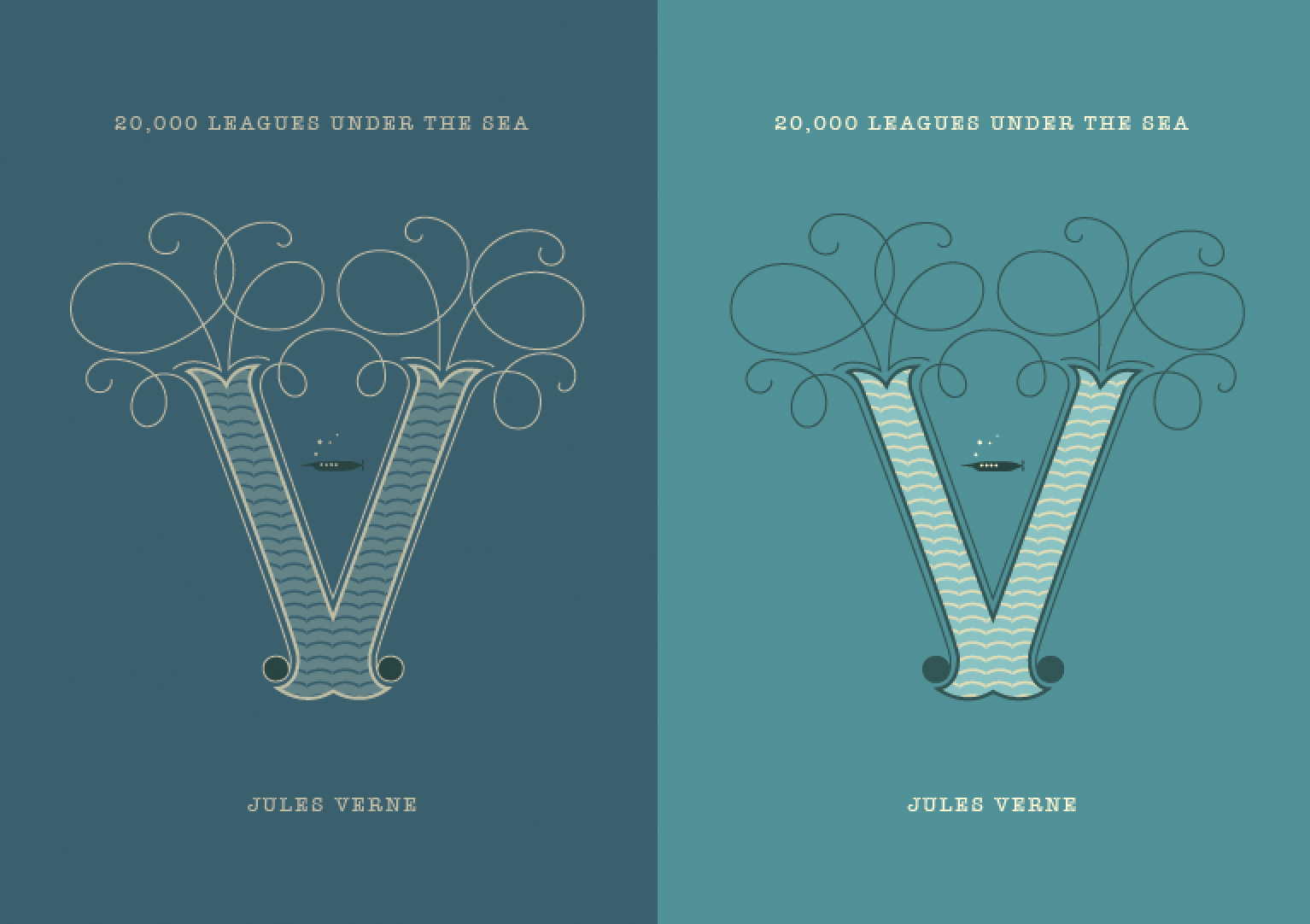 20,000 Leagues Under the Sea by Jules Verne - image 11 - student project