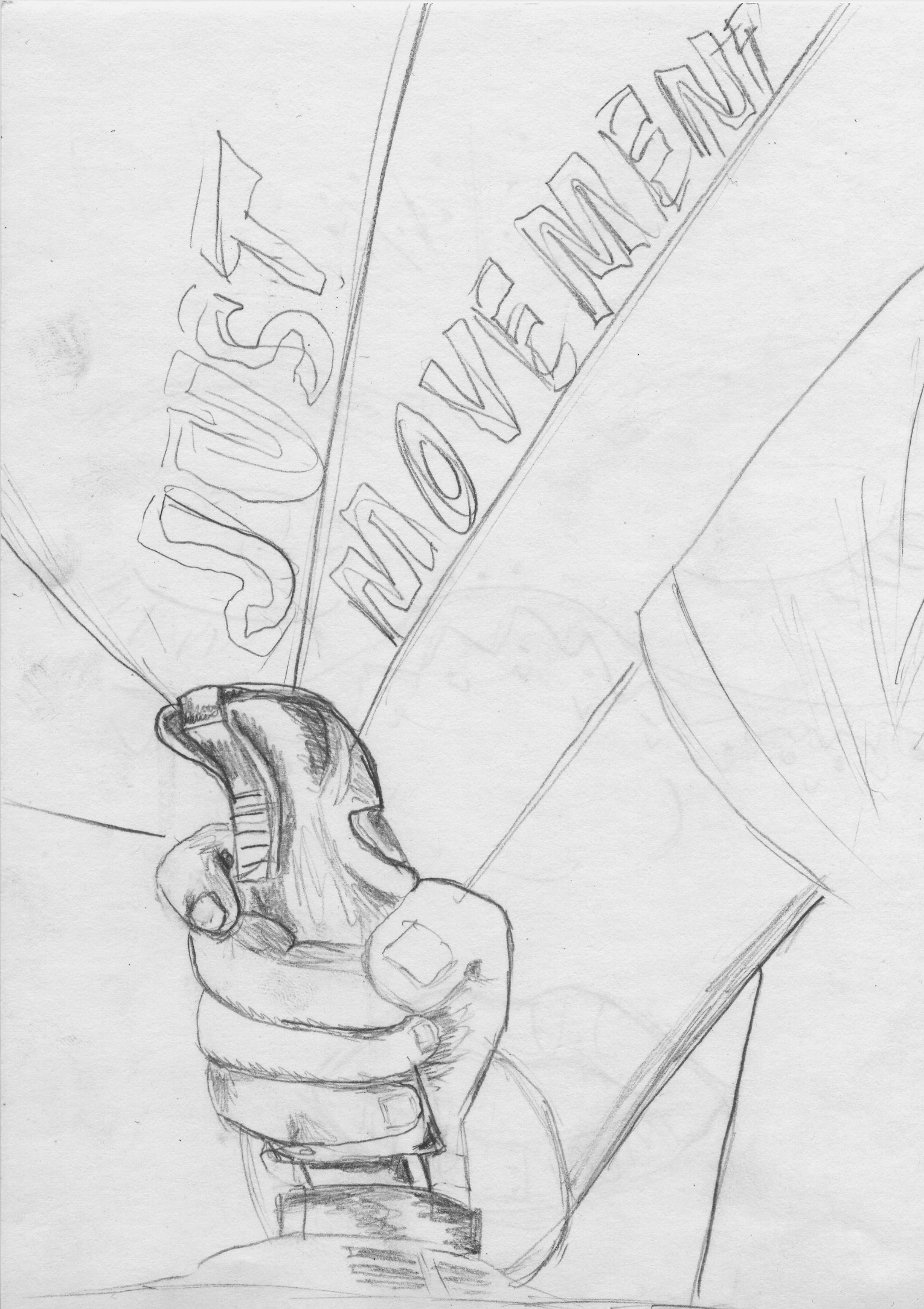 Robert DeLong : Just Movement Tour - image 16 - student project