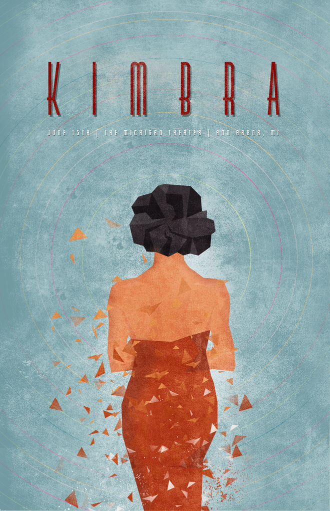 COMPLETE - Kimbra US Tour ~ Michigan Edition - image 6 - student project