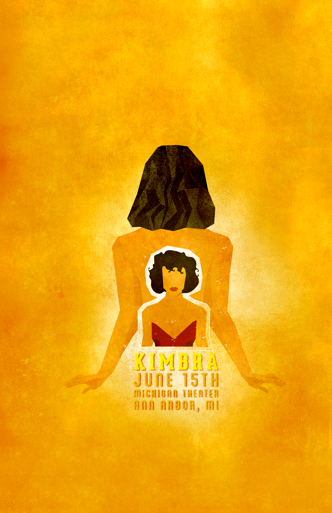 COMPLETE - Kimbra US Tour ~ Michigan Edition - image 5 - student project