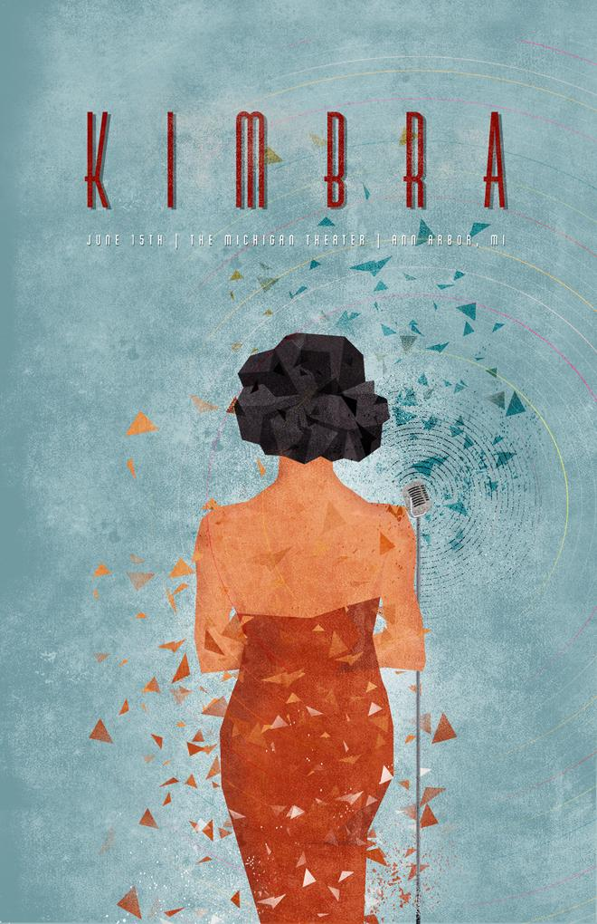 COMPLETE - Kimbra US Tour ~ Michigan Edition - image 2 - student project