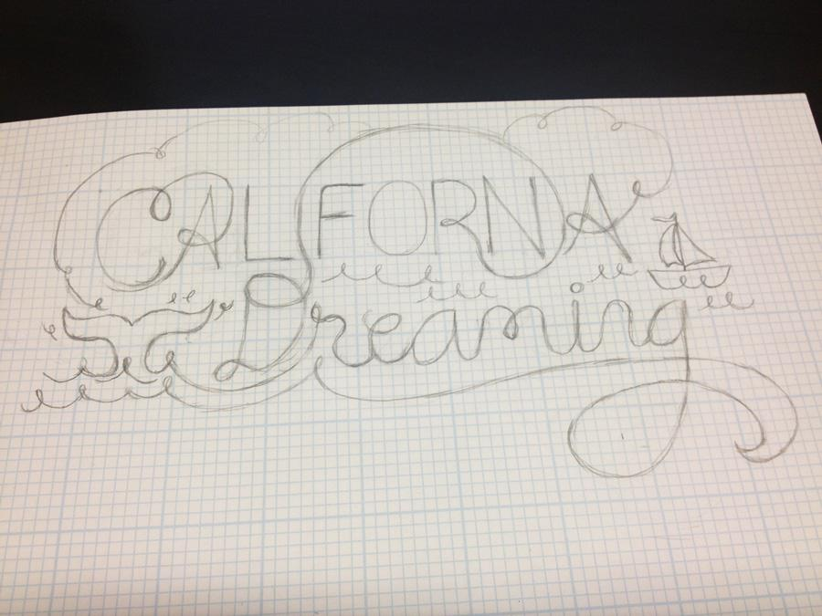 California Dreamin' - image 1 - student project