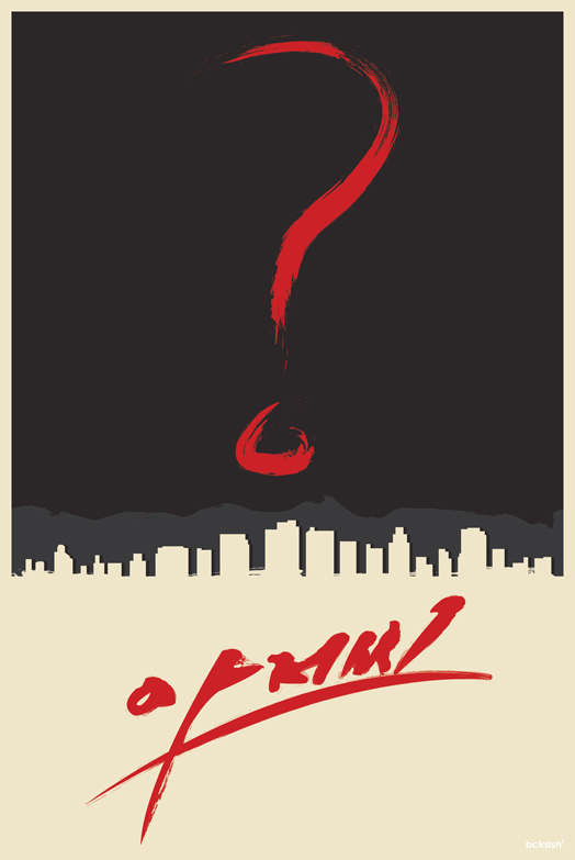 Opeth Show Poster - image 8 - student project