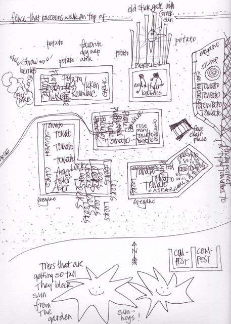 Mixed Media Map of Maui - image 3 - student project