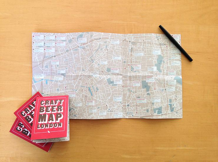 The Irish Craft Beer Hunt Map - image 5 - student project