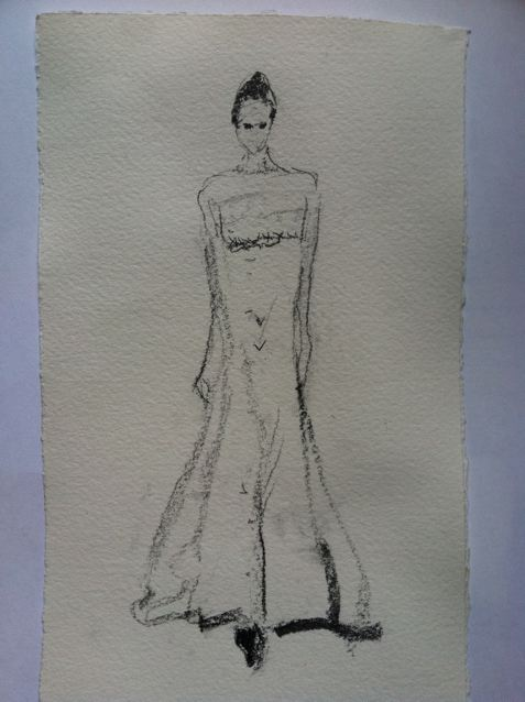 Sketch: Fresh Fashion  - image 1 - student project
