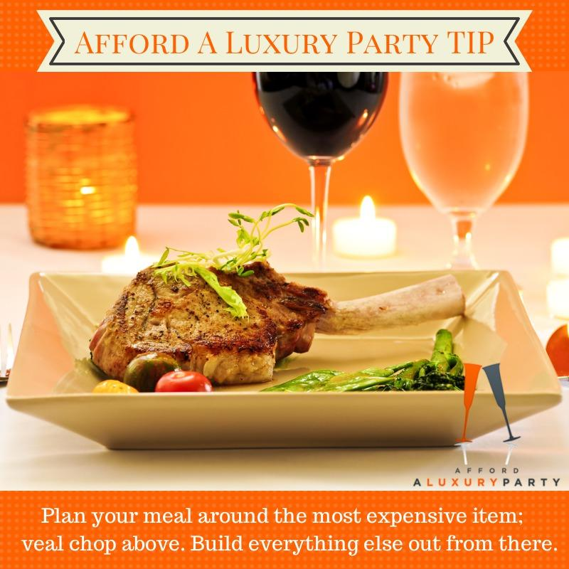 Afford A Luxury Party - image 21 - student project