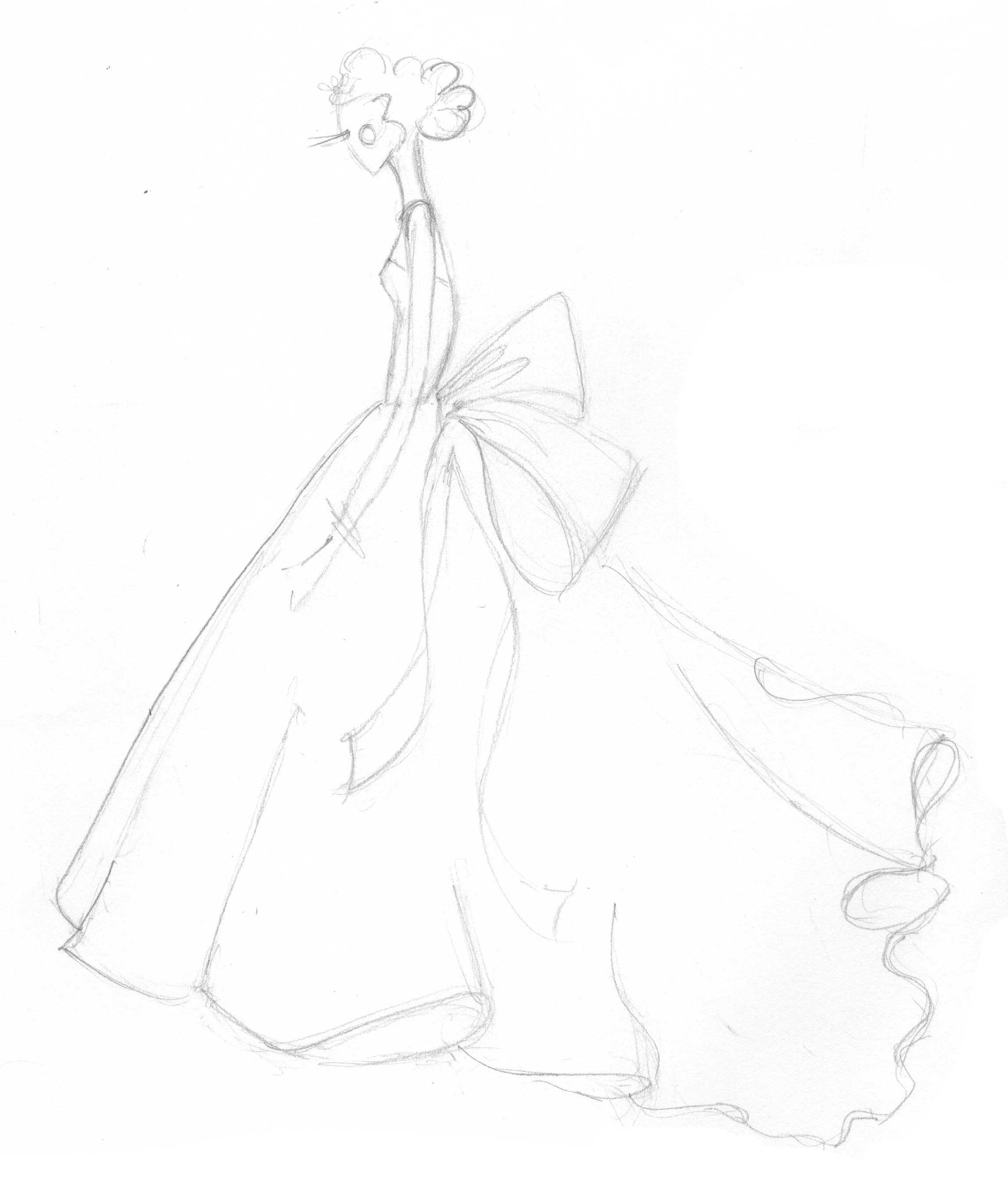 SKETCH ~ Eye on Glamour - image 1 - student project