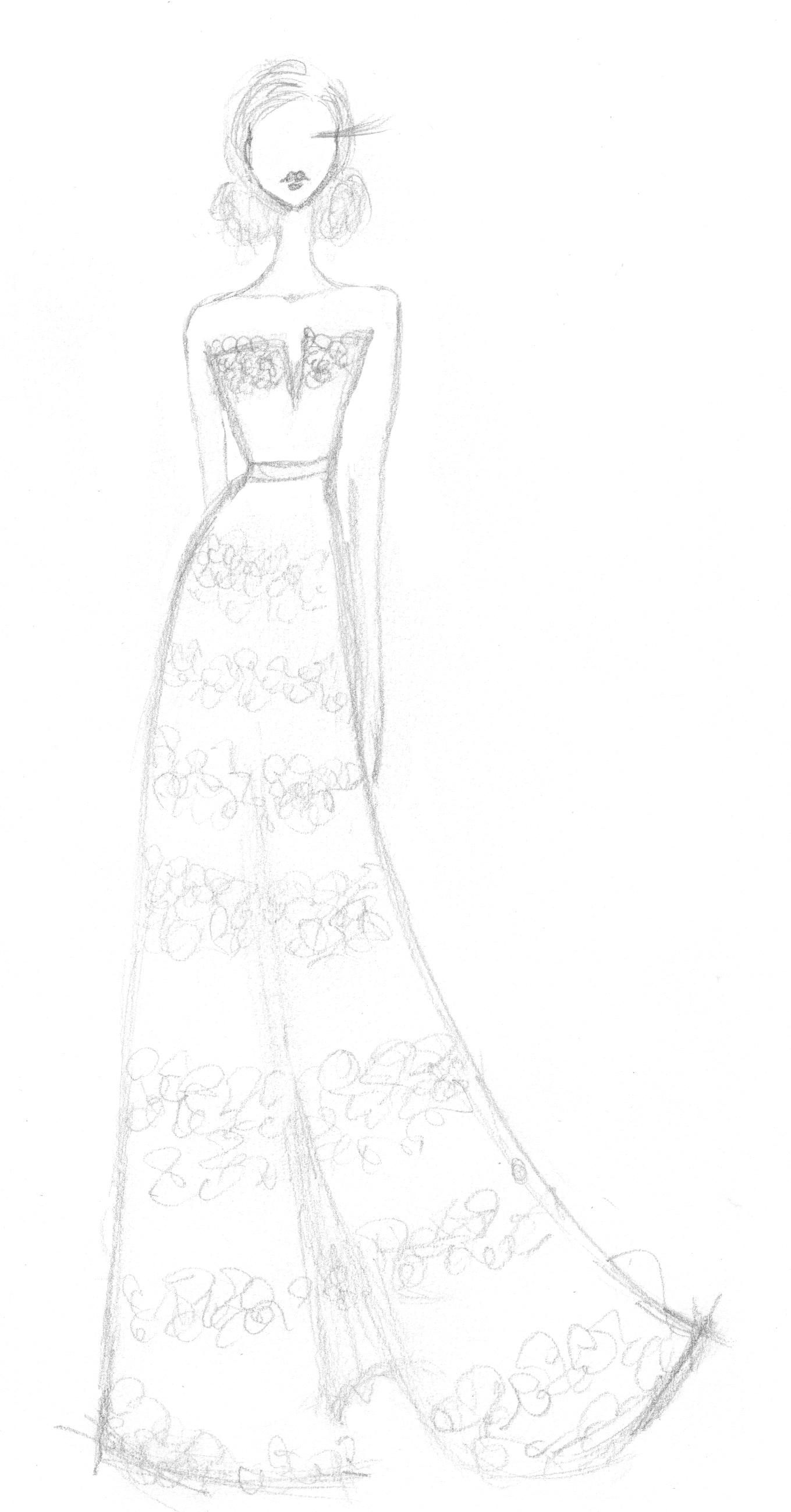 SKETCH ~ Eye on Glamour - image 4 - student project