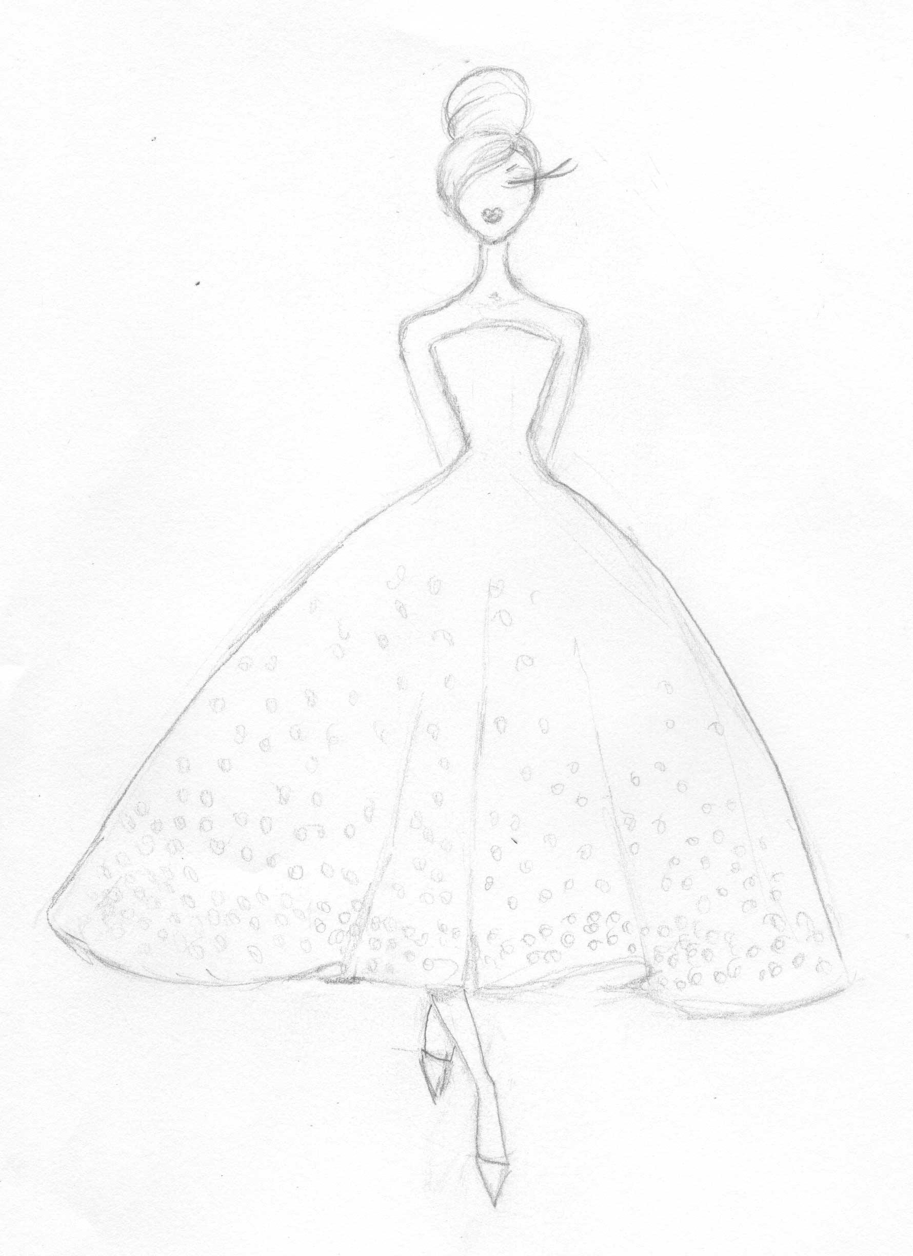 SKETCH ~ Eye on Glamour - image 3 - student project