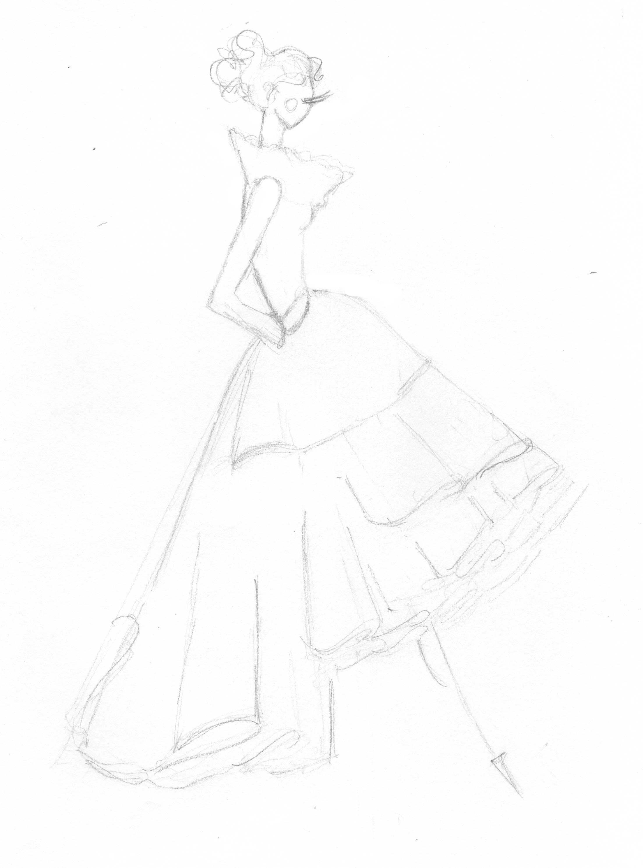 SKETCH ~ Eye on Glamour - image 2 - student project