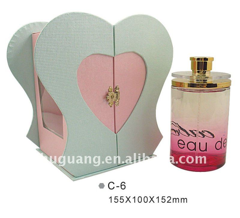 Perfume Packaging - image 7 - student project