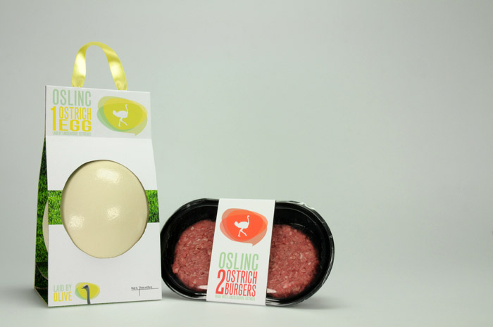 Rudolph's Market—Meat packaging - image 3 - student project