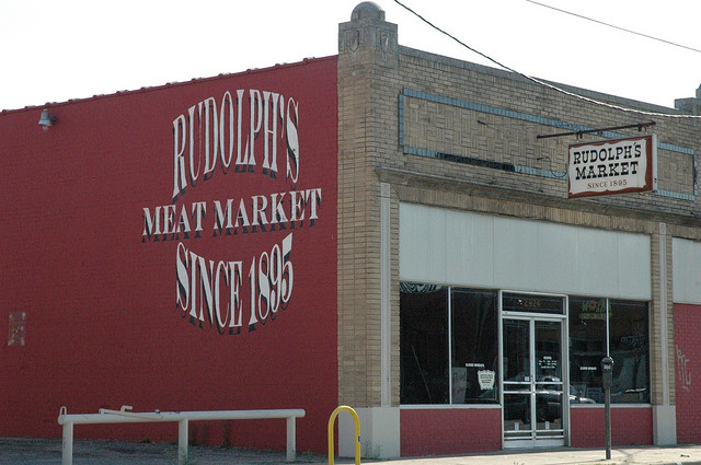 Rudolph's Market—Meat packaging - image 9 - student project