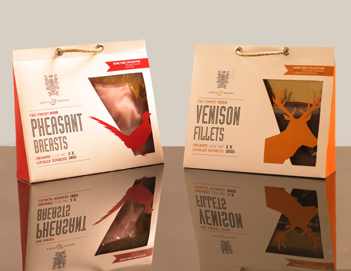 Rudolph's Market—Meat packaging - image 8 - student project