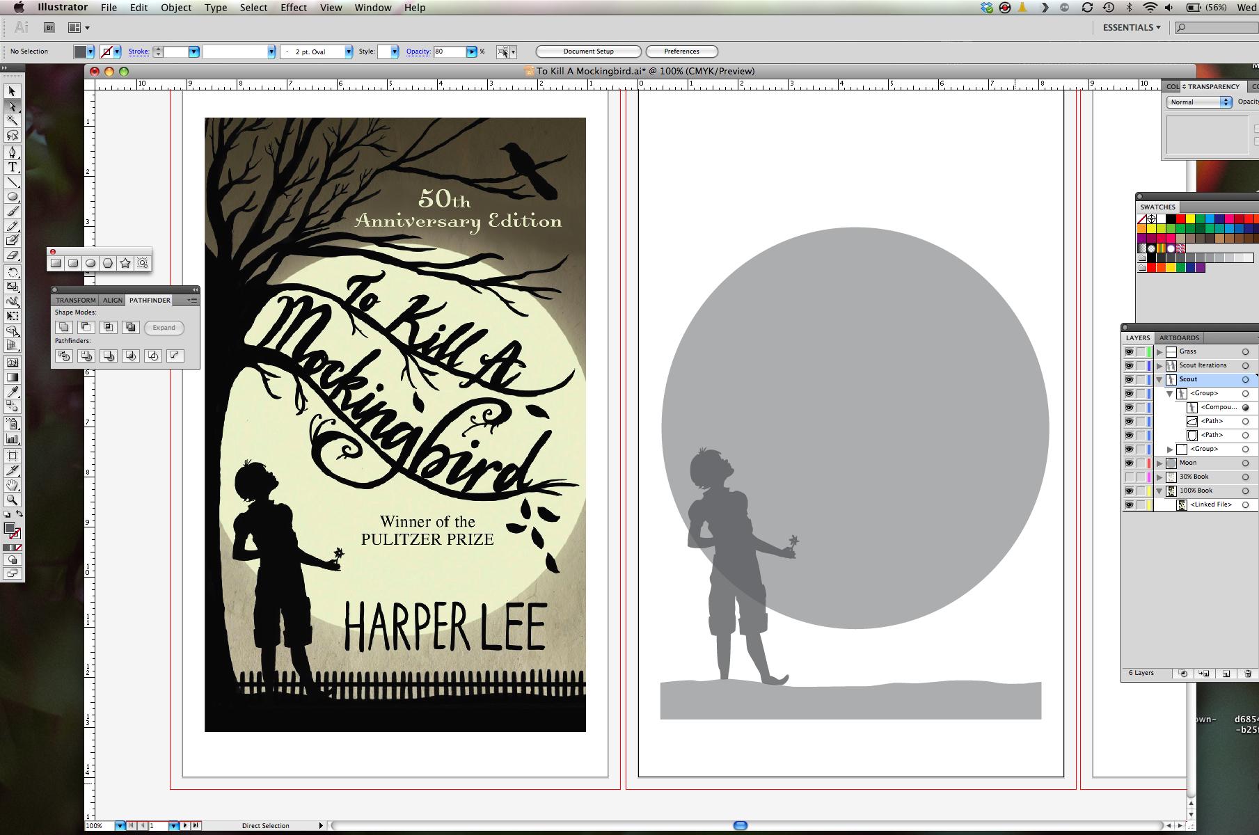 To Kill A Mockingbird - image 2 - student project