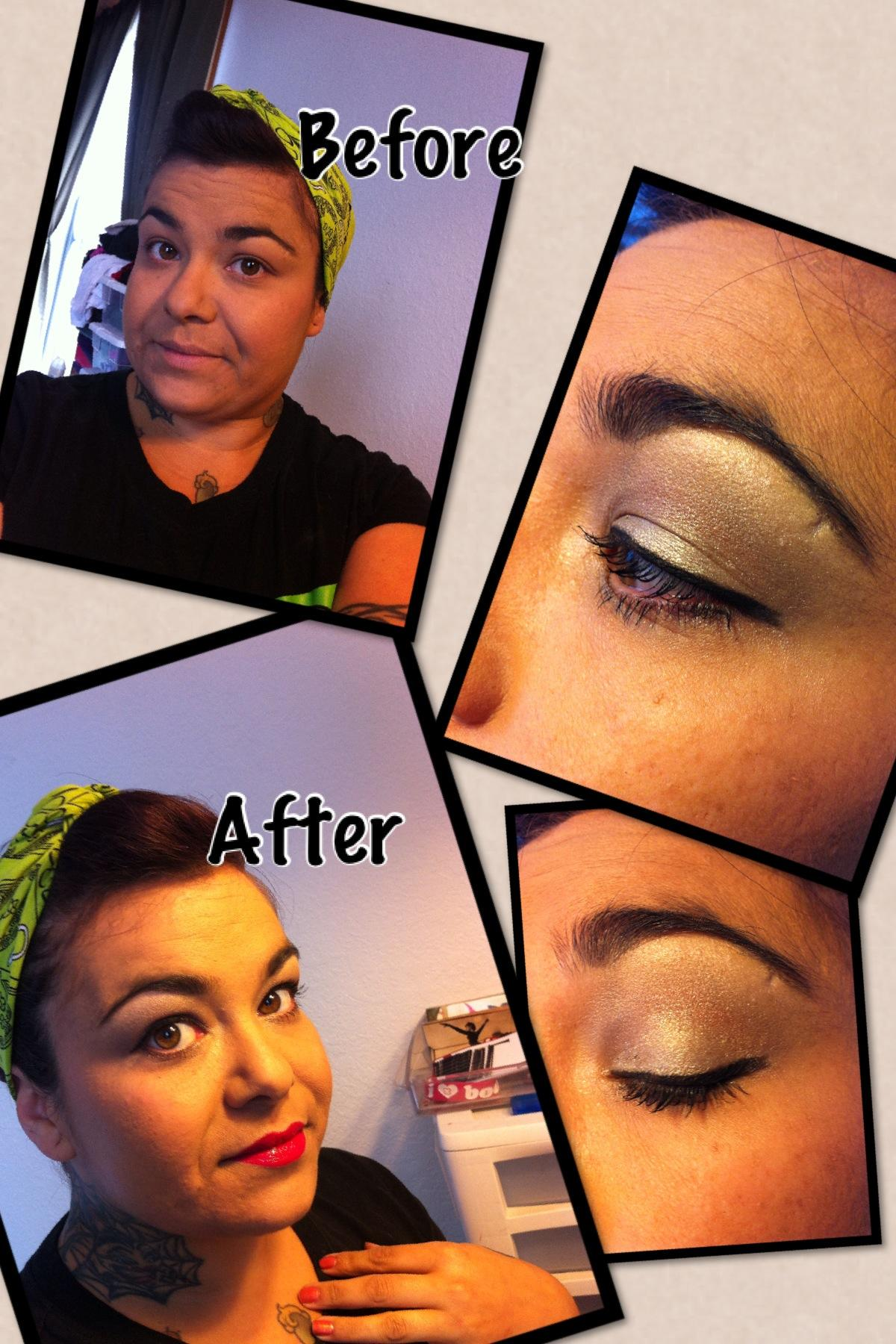 Daytime look before and after - image 1 - student project