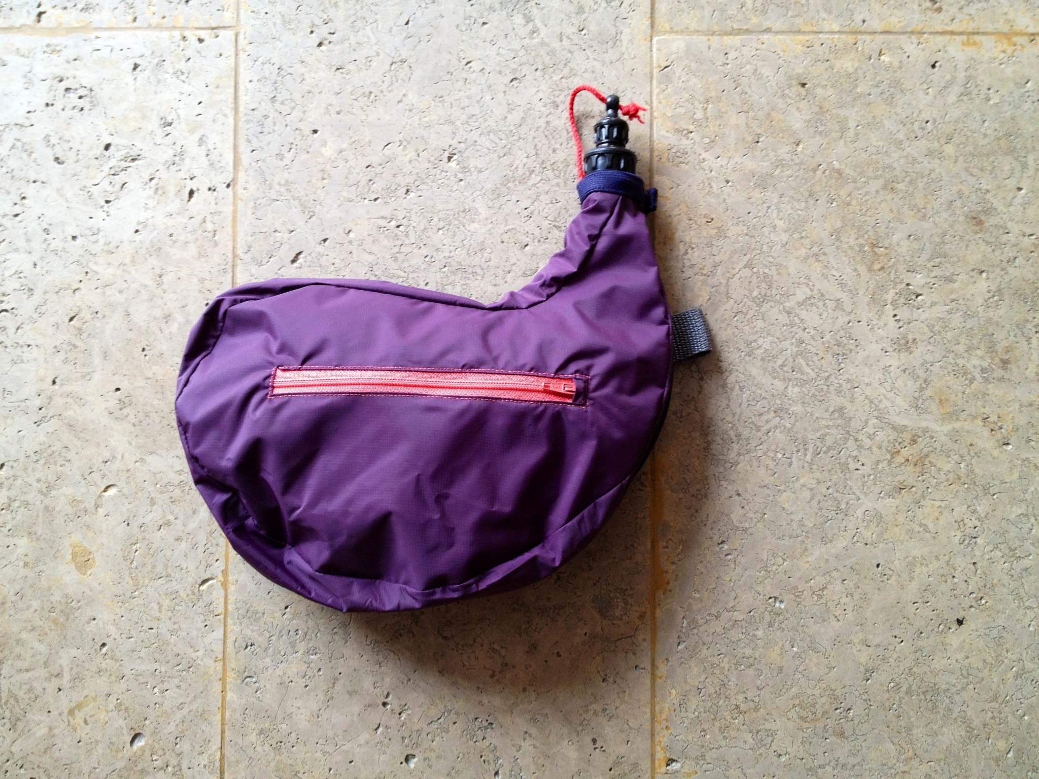 Zahota: the modern bota bag. - image 1 - student project