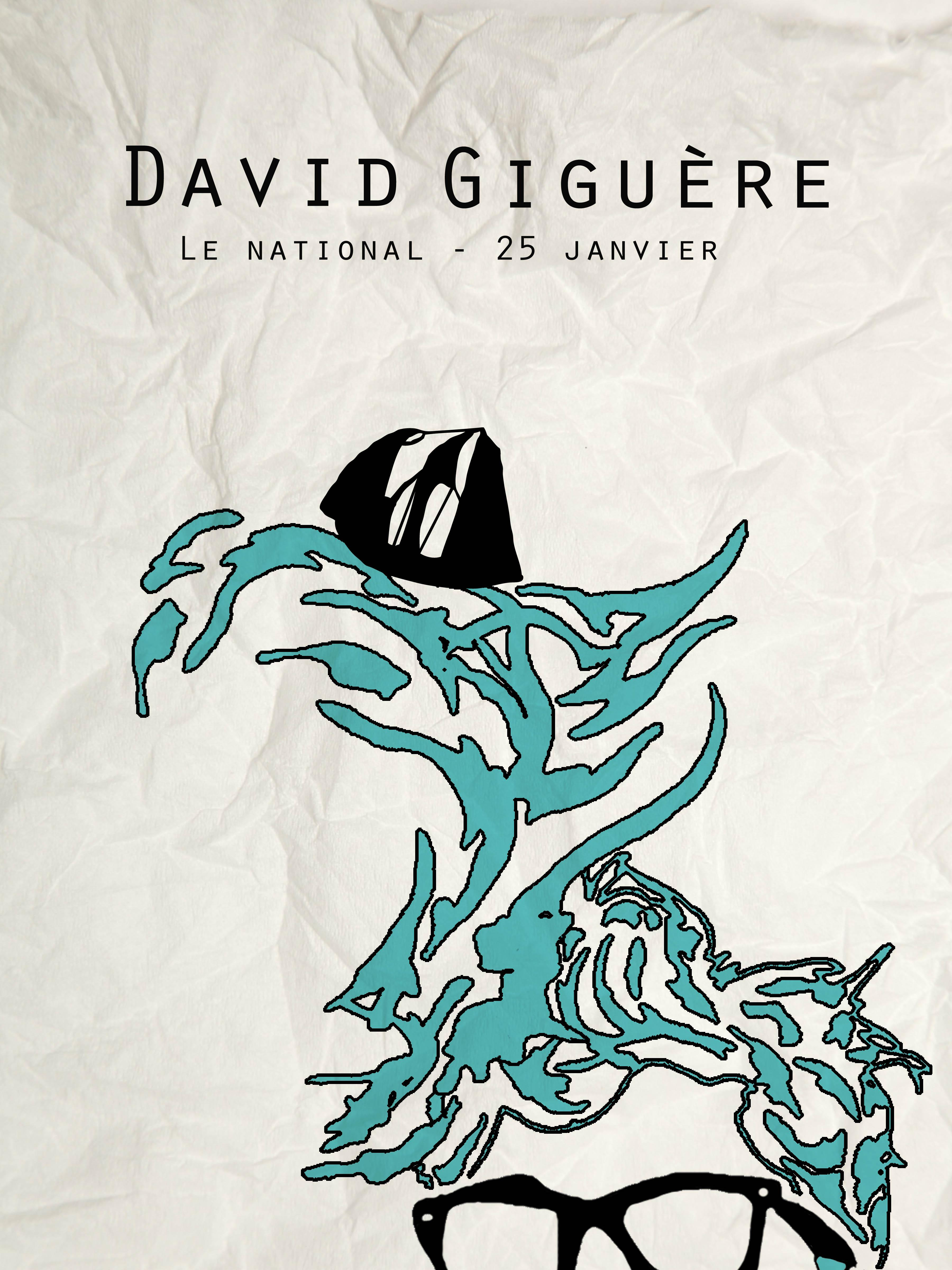 David Giguère - image 3 - student project