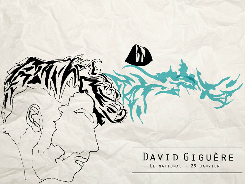David Giguère - image 1 - student project