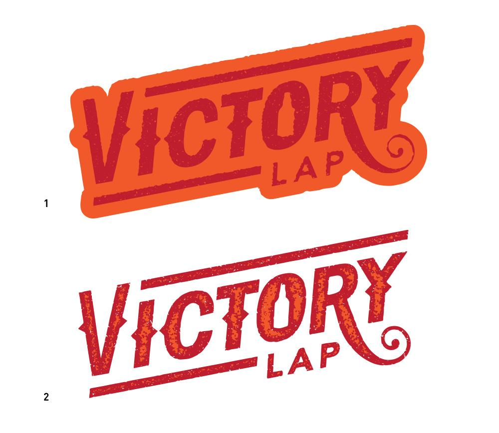 Victory Lap logo - image 5 - student project