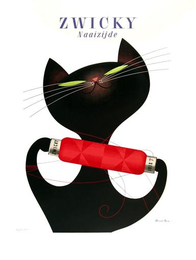 Zwicky Cat - image 2 - student project