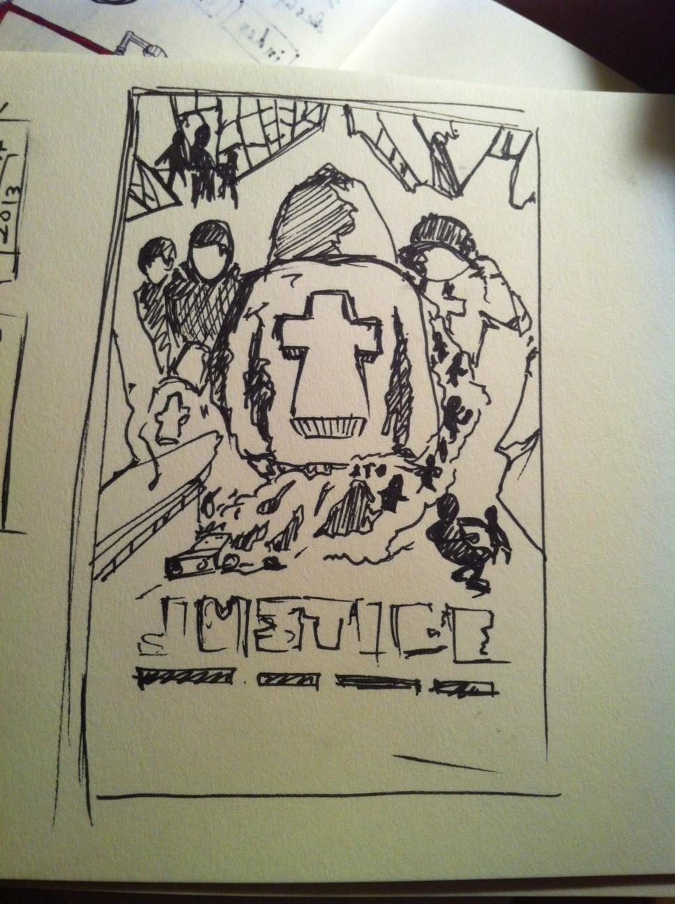 JUSTICE - Stress Tour - image 10 - student project