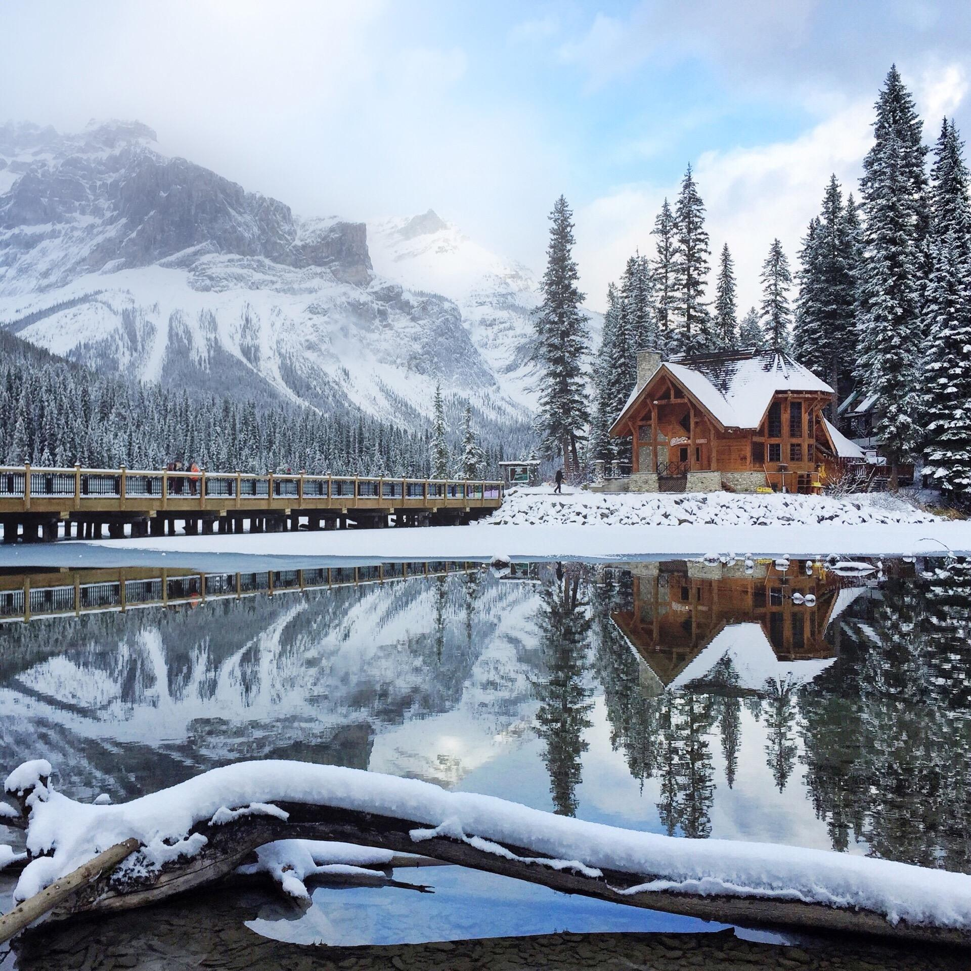 Emerald Lake Perspectives - image 2 - student project