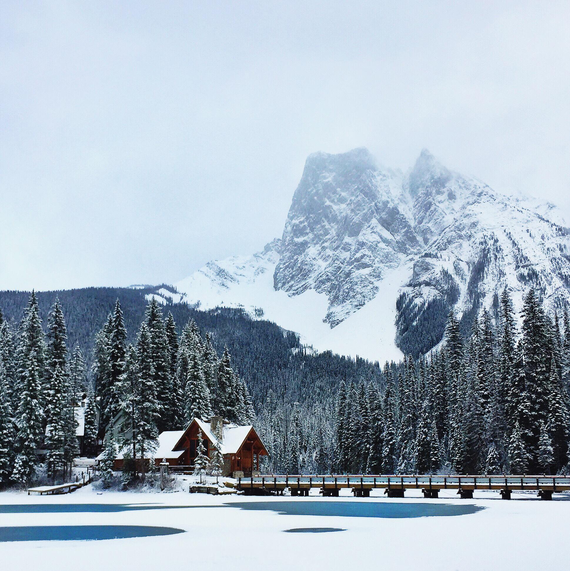Emerald Lake Perspectives - image 1 - student project