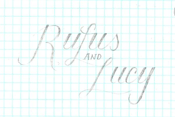 Rufus and Lucy - image 1 - student project