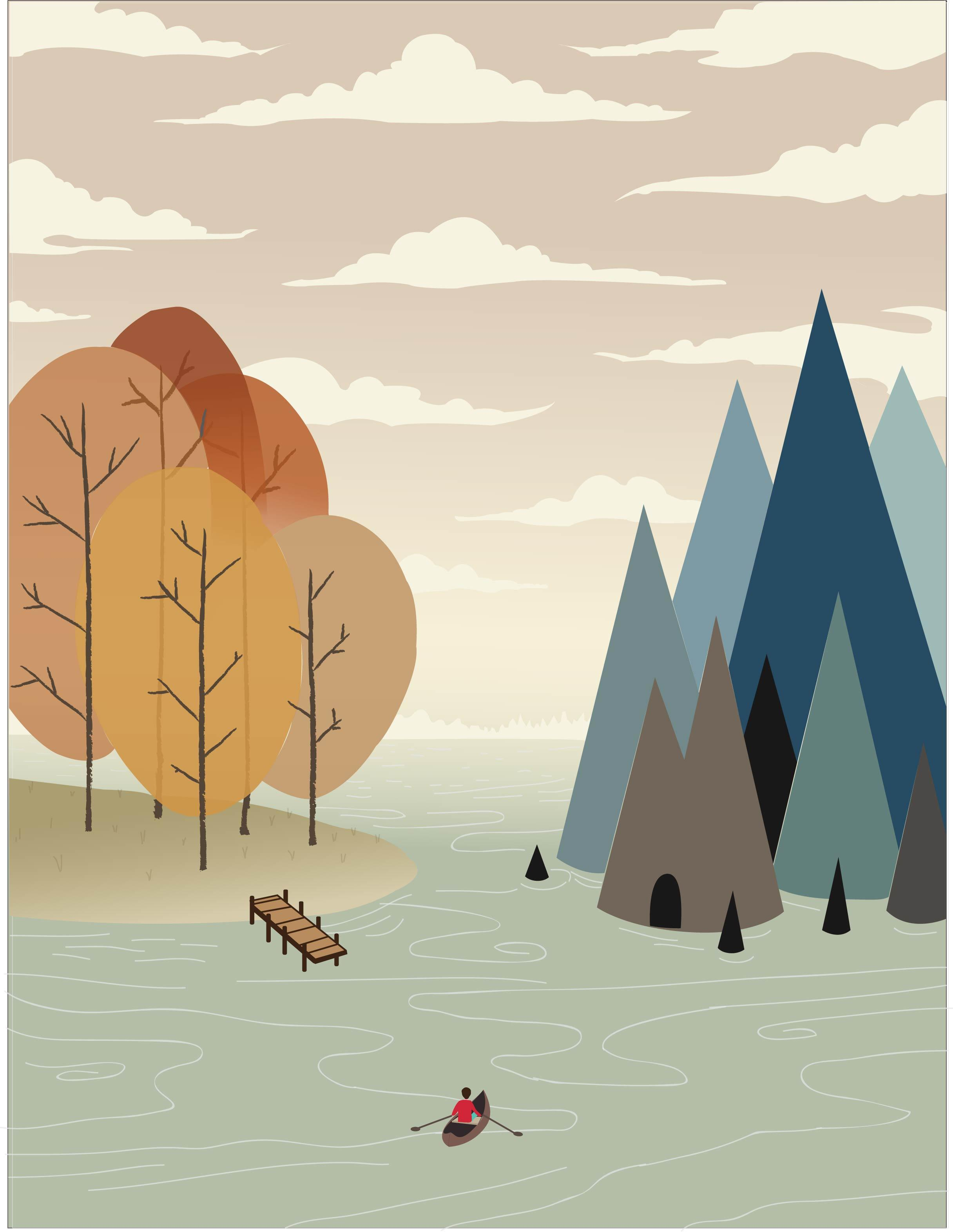 Little Canoe - image 3 - student project