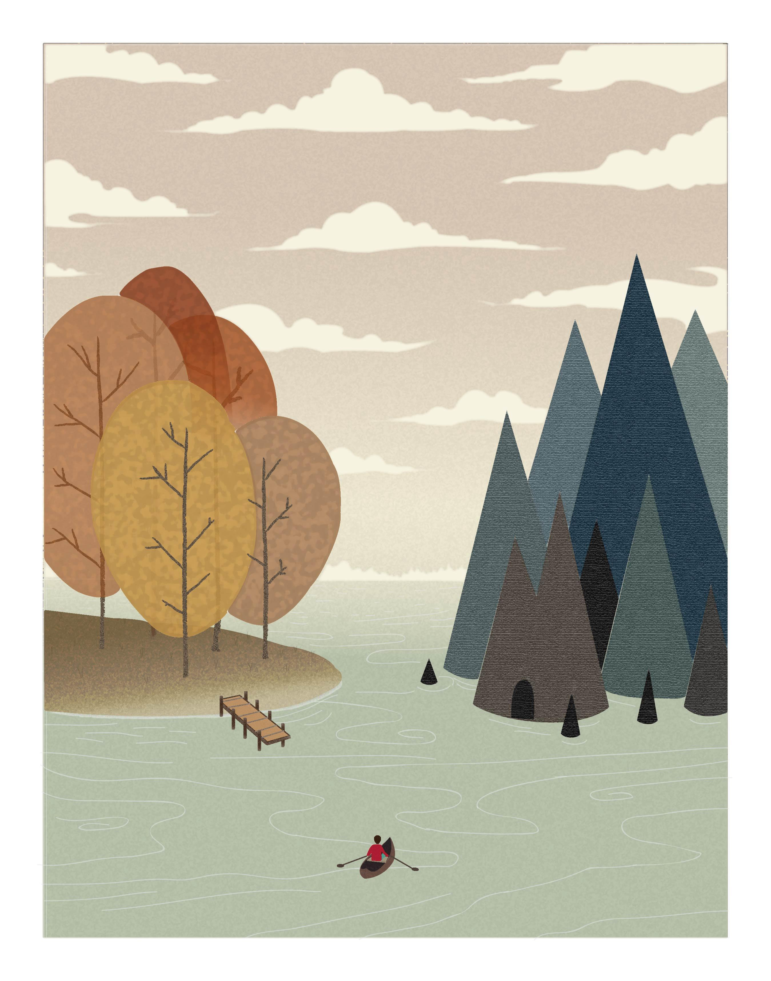 Little Canoe - image 4 - student project