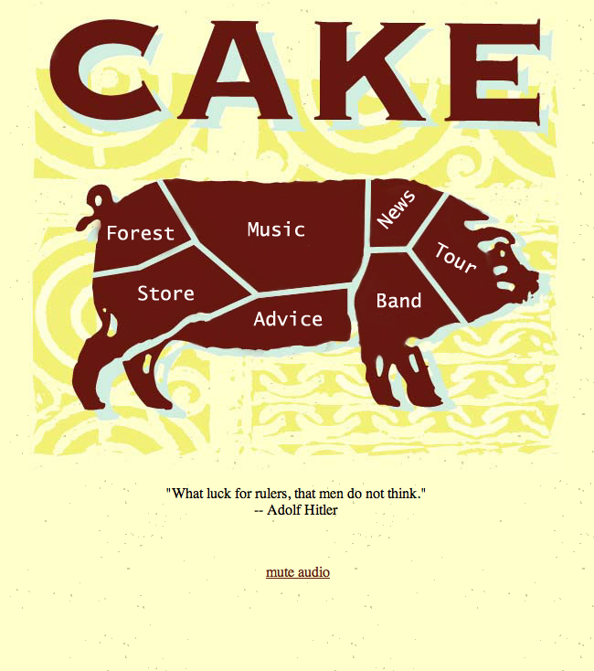 Cake at the Bottle Rock - Napa Valley May 12th - image 2 - student project
