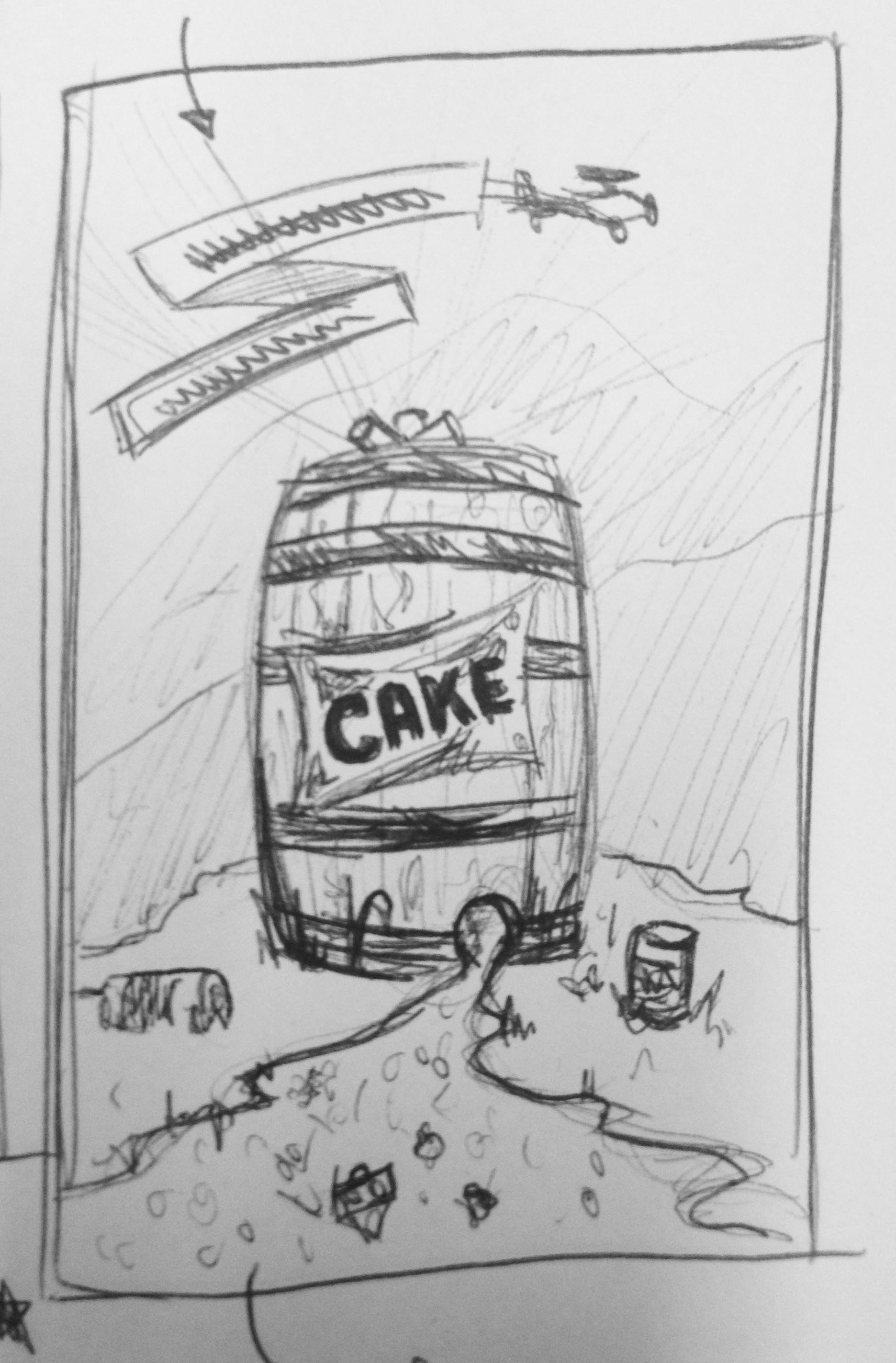 Cake at the Bottle Rock - Napa Valley May 12th - image 27 - student project