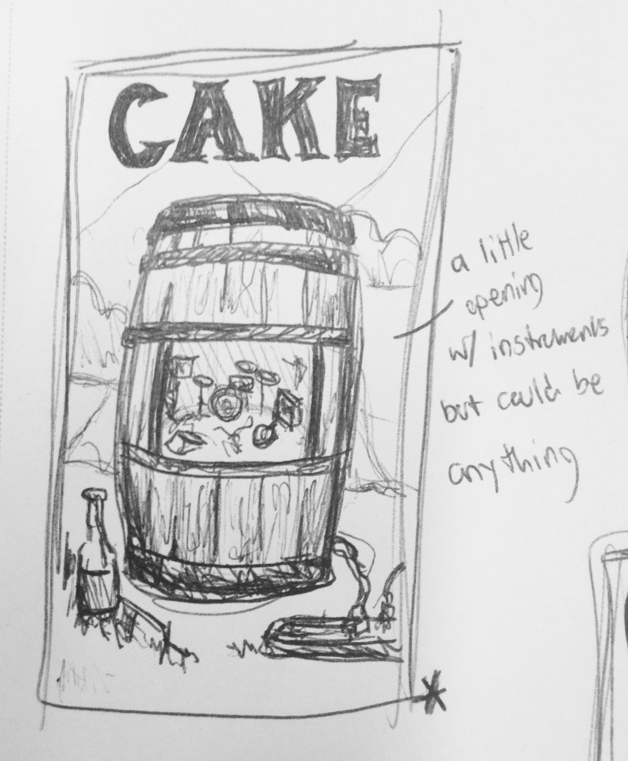 Cake at the Bottle Rock - Napa Valley May 12th - image 26 - student project