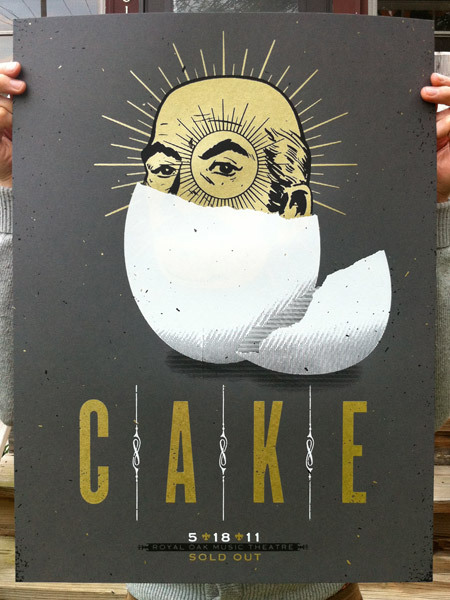 Cake at the Bottle Rock - Napa Valley May 12th - image 8 - student project