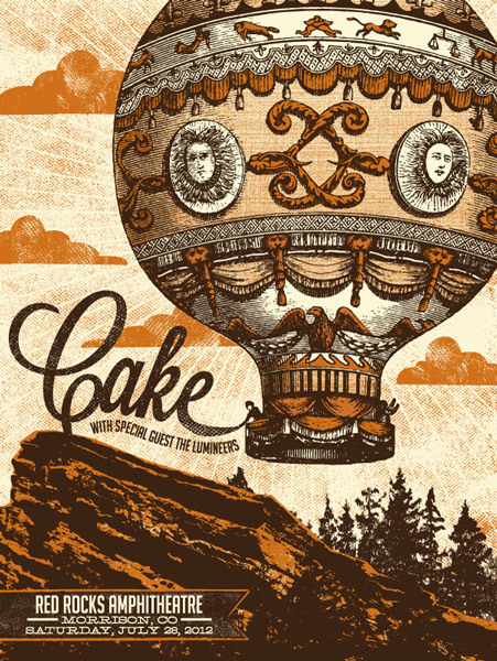 Cake at the Bottle Rock - Napa Valley May 12th - image 10 - student project