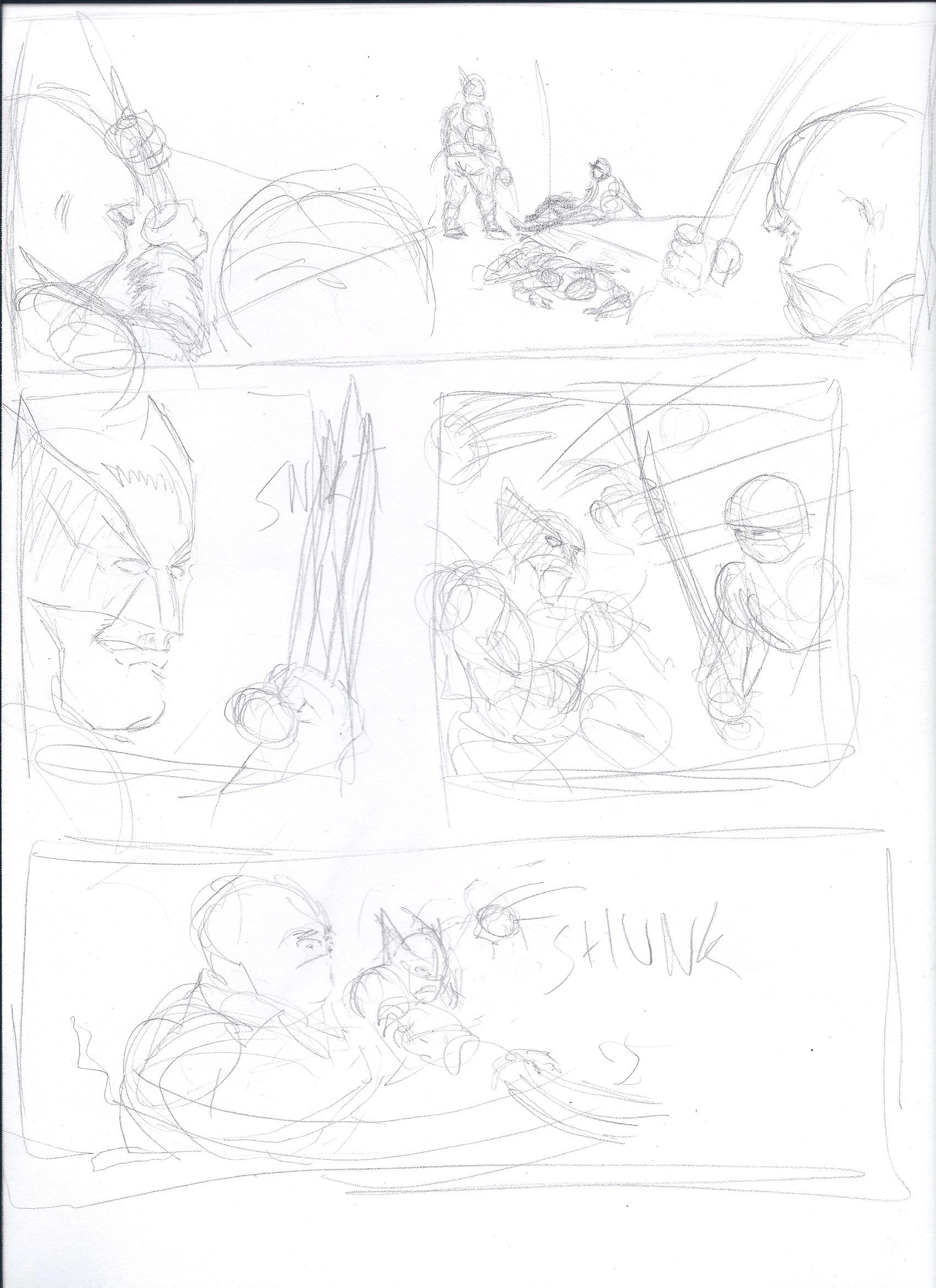 Wolverine Panels - image 1 - student project